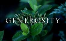 Generosity: To Whom? Toward What?