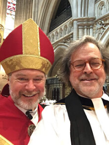 Sermon from the ordination and consecration of Mark Edington as Bishop of the Convocation of Episcopal Churches in Europe, Cathedral of the Holy Trinity, Paris
